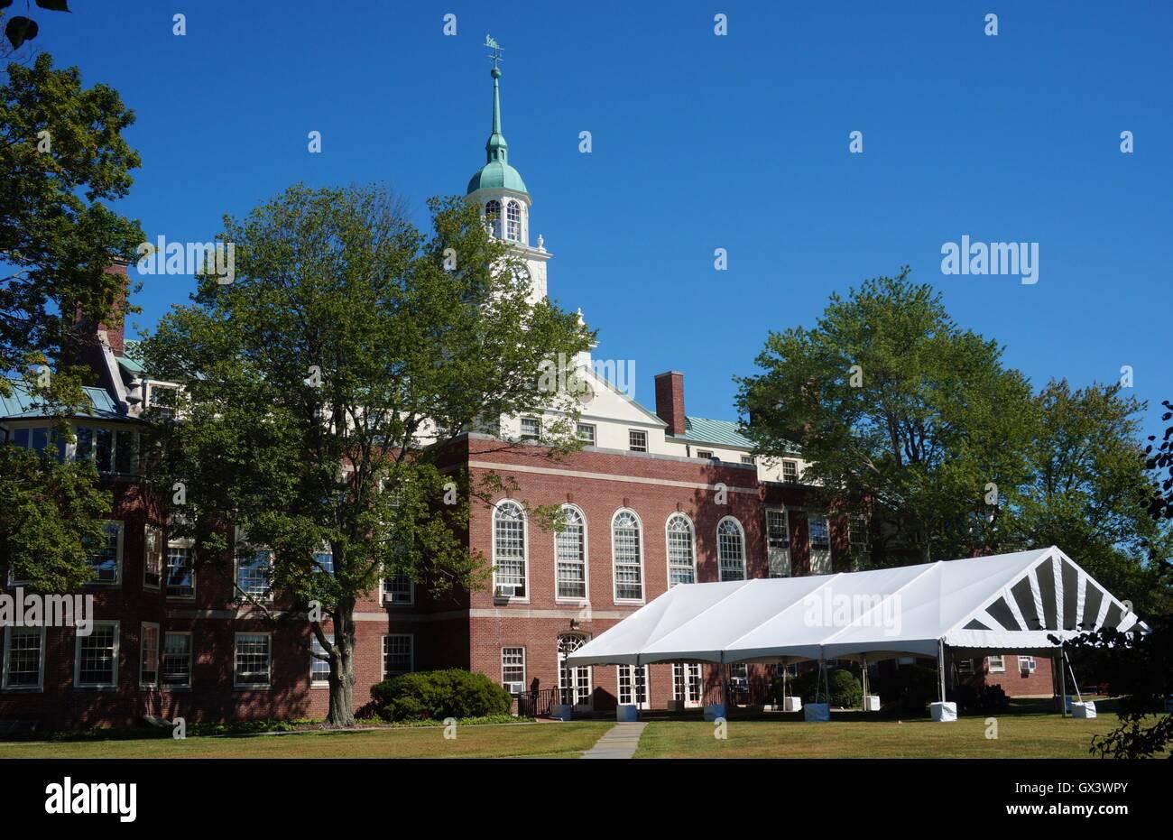 Institute For Advanced Study Princeton Stock Photos
