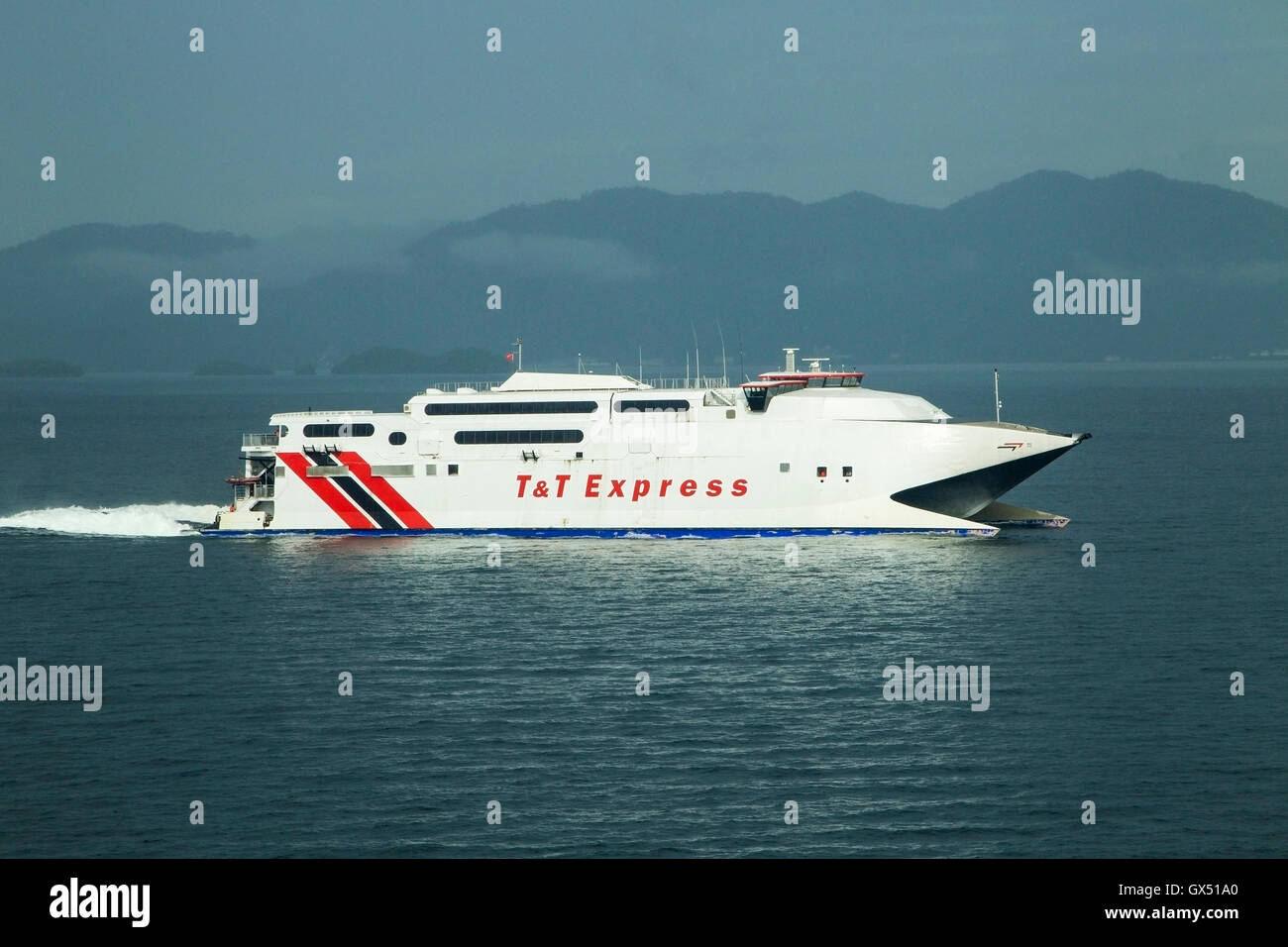 T&T PM: All wasn't well with Tobago ferry procurement ... |Trinidad And Tobago Ferries