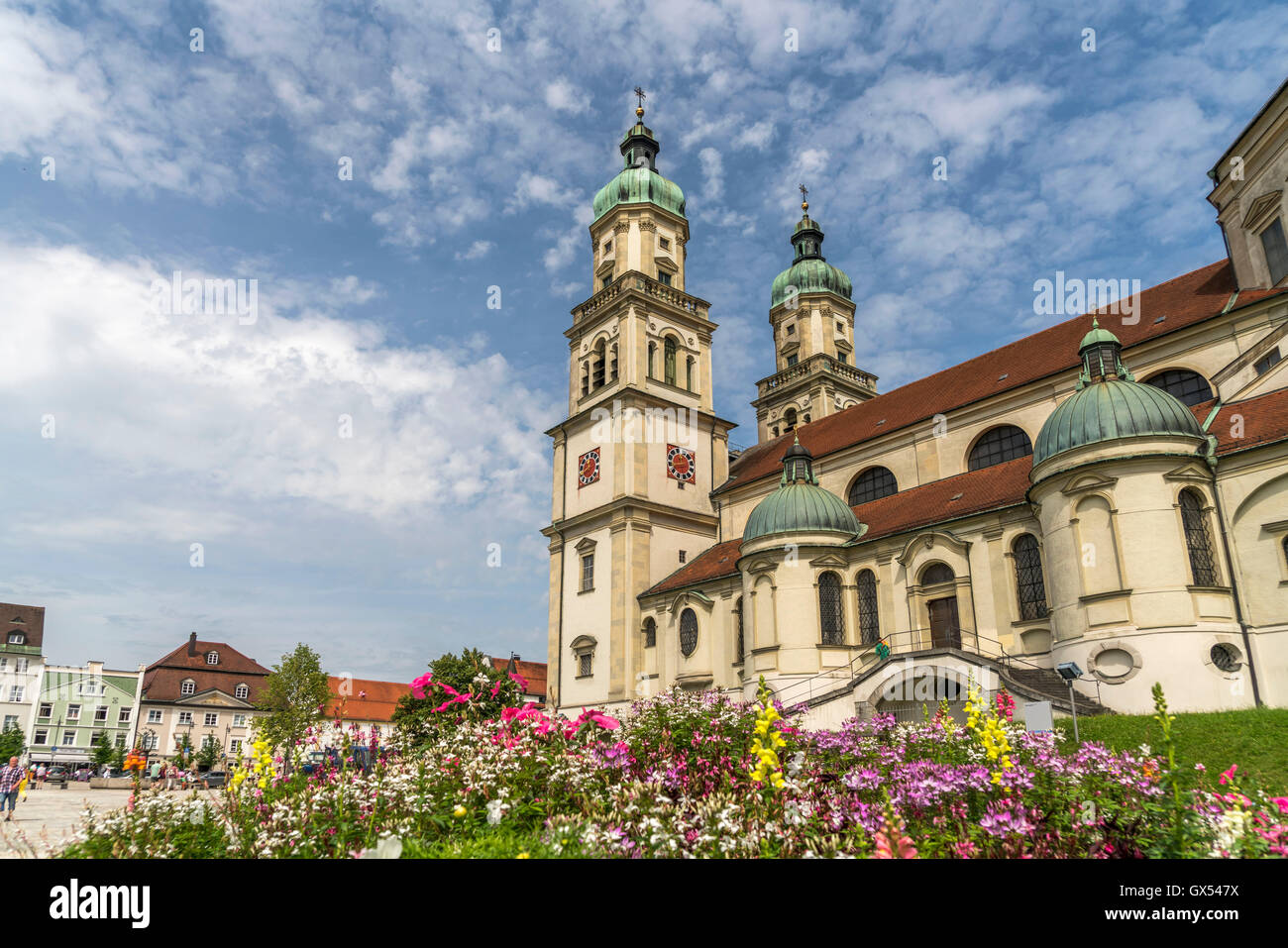 st lorenz kirche stock photos st lorenz kirche stock images alamy. Black Bedroom Furniture Sets. Home Design Ideas