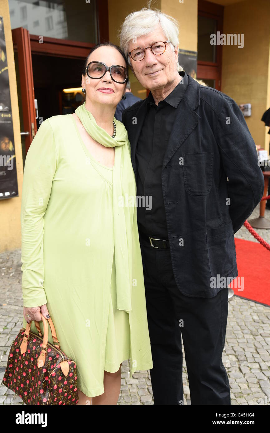 Premiere Of Treppe Aufwaerts At Babylon Movie Theater In Mitte Stock Photo Alamy