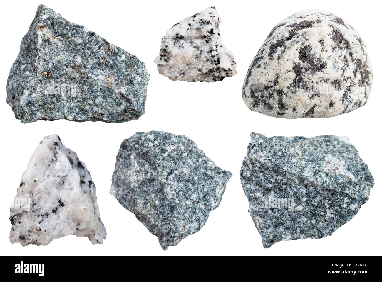 what kind of rock is diorite