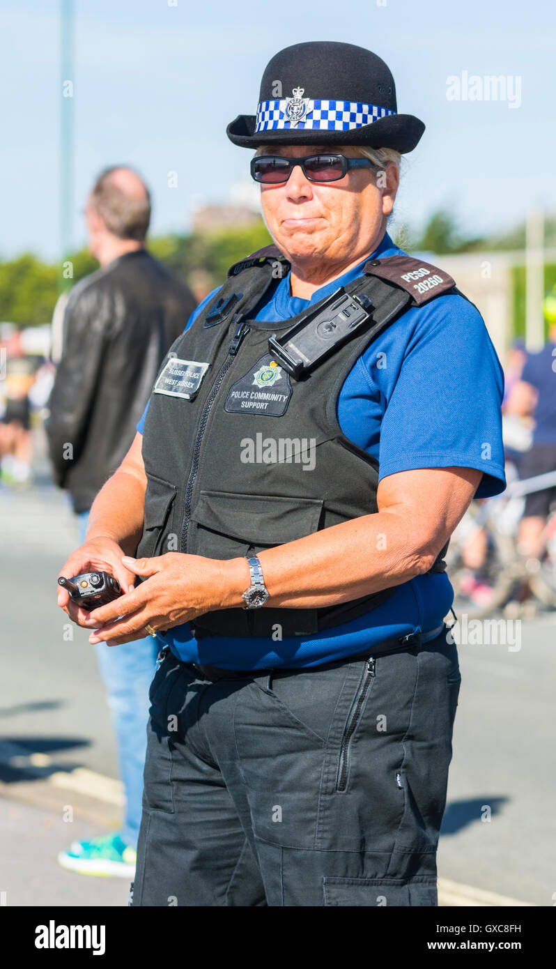impact of police community support officers The community is reliant upon the police to curb disorder and help in  to  impact the problems, because officers end up rotating away from the.