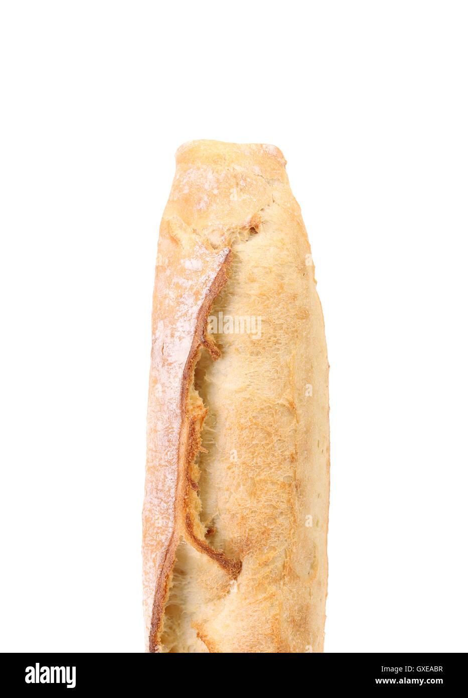 Crackling bread. - Stock Image