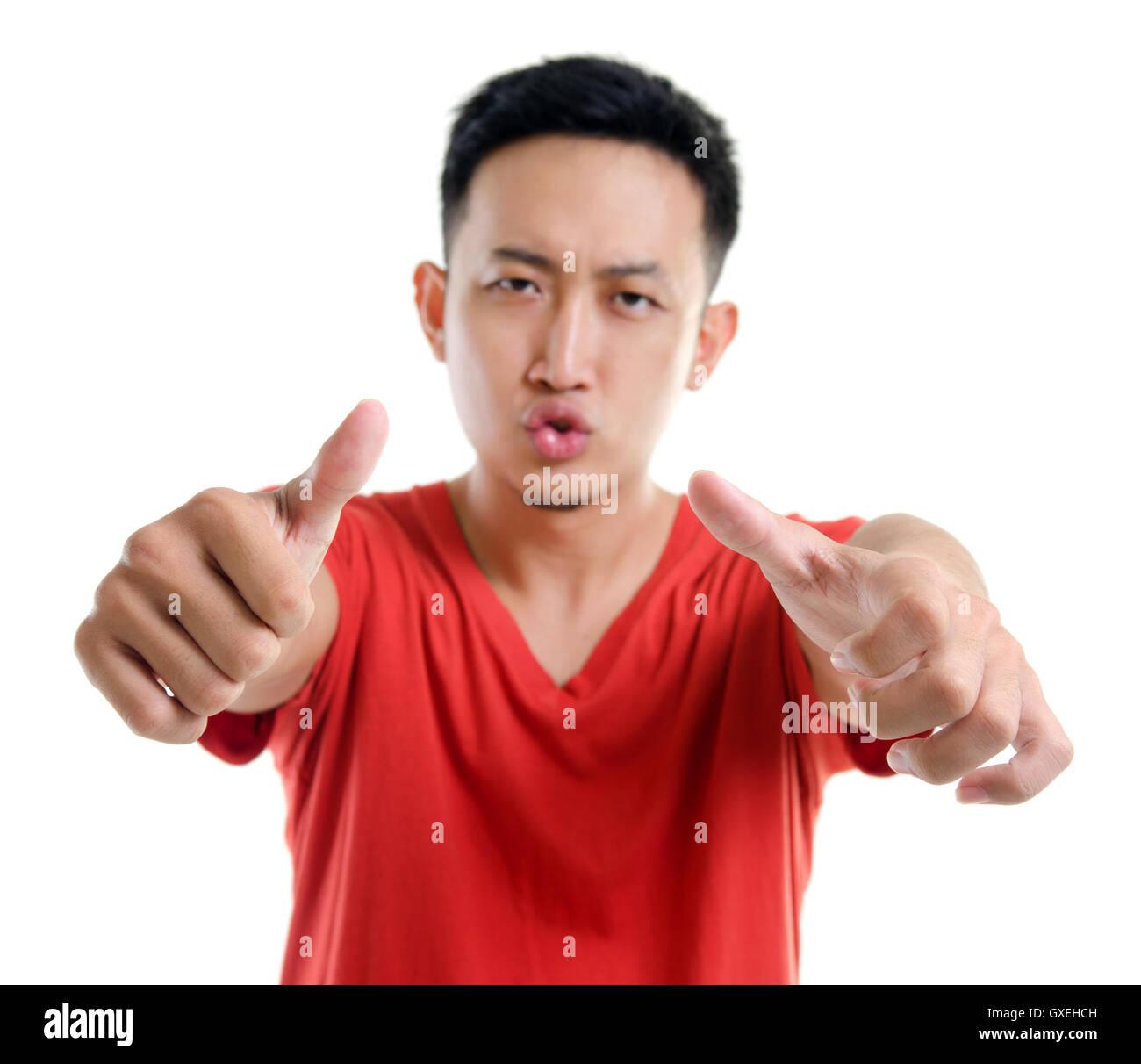 South east asian men