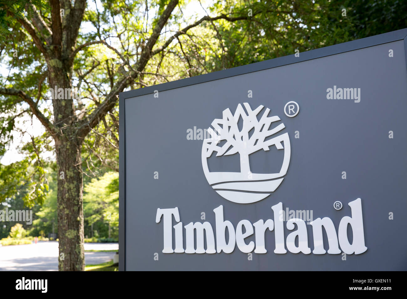 caliente para mi Opiáceo  Timberland Shoes High Resolution Stock Photography and Images - Alamy