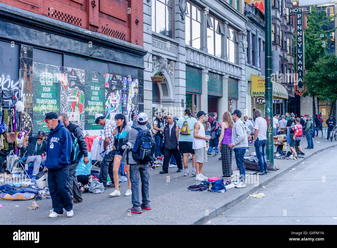 Side Street Poverty Stock Photos & Side Street Poverty Stock Images ...