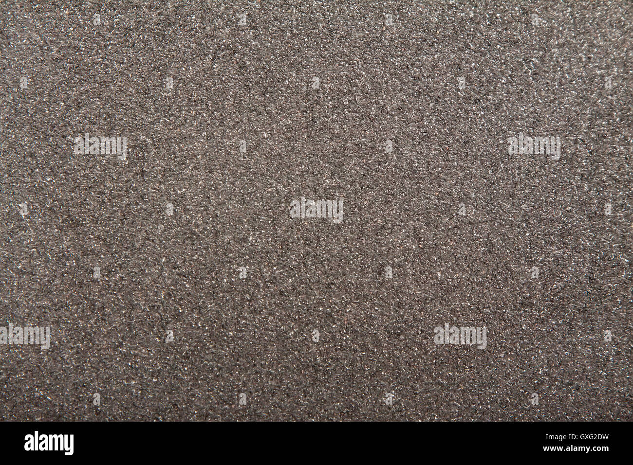 Emery paper - Stock Image