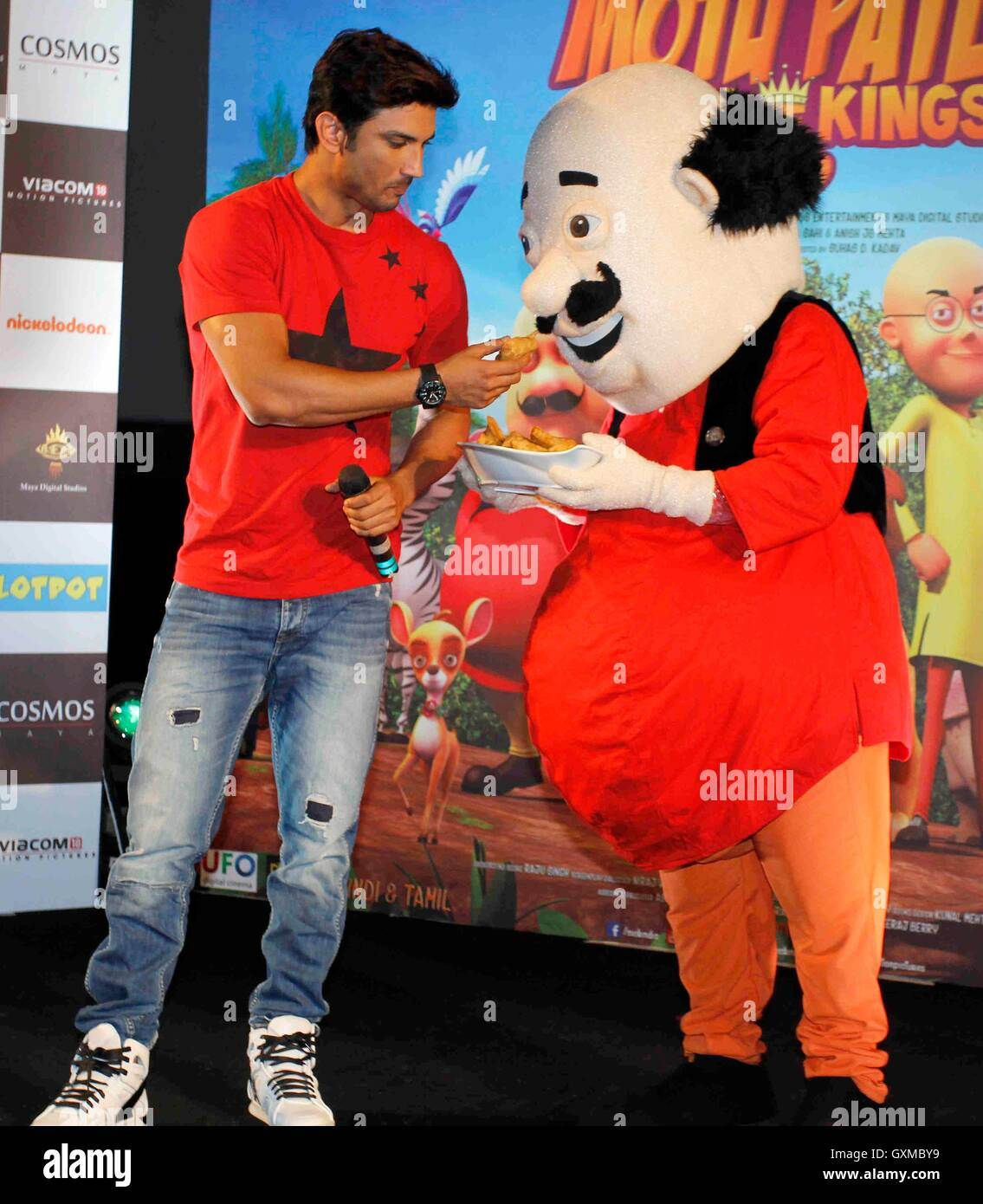 Bollywood Actor Sushant Singh Rajput Launch Of First 3d Stereoscopic