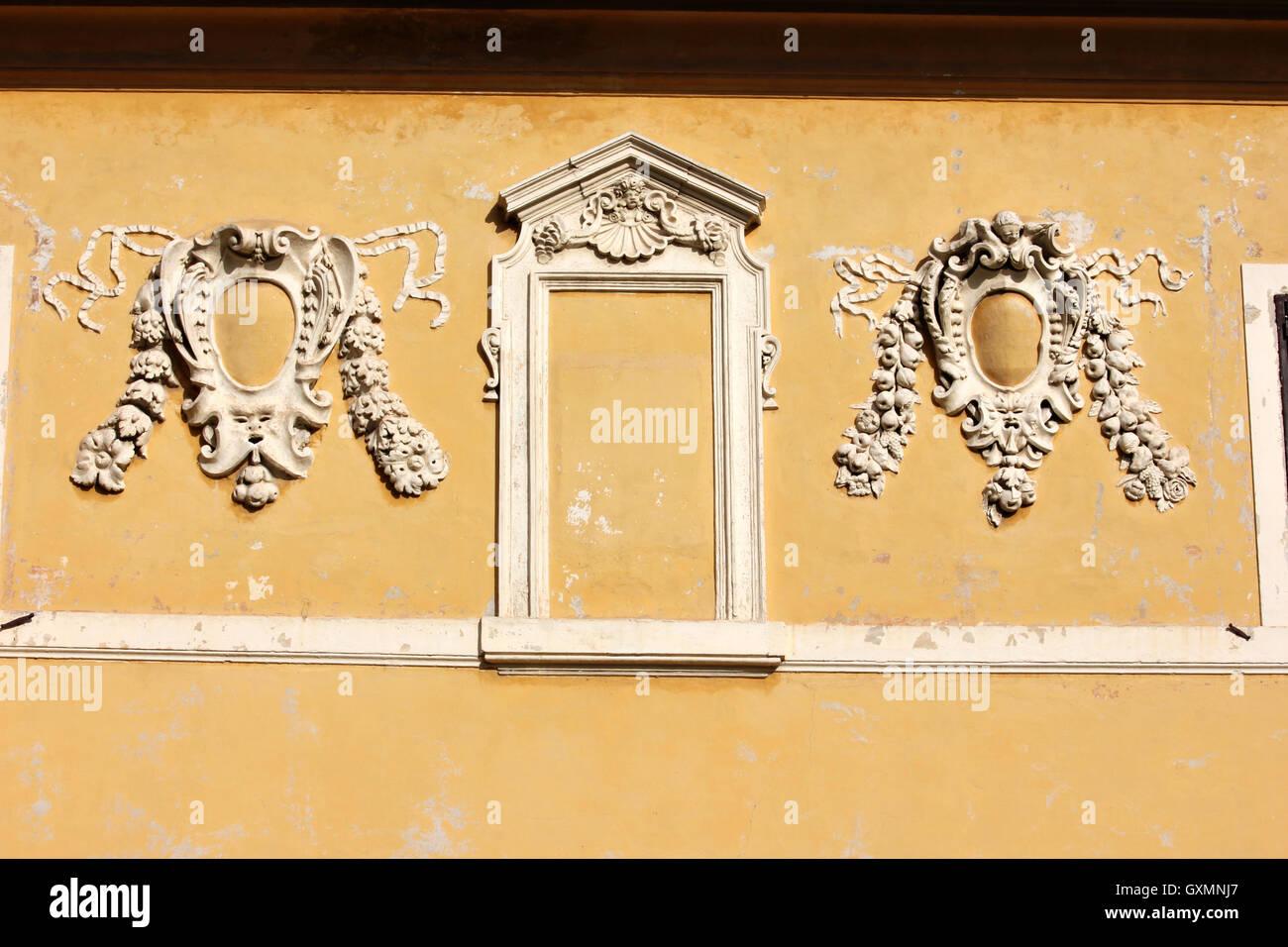 Stucco Italy Stock Photos & Stucco Italy Stock Images - Alamy
