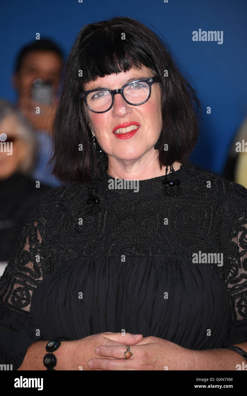 Toronto, Ontario, Canada. 16th Sep, 2016. Director KATHERINE DIECKMANN attends 'Strange Weather' premiere - Stock Image