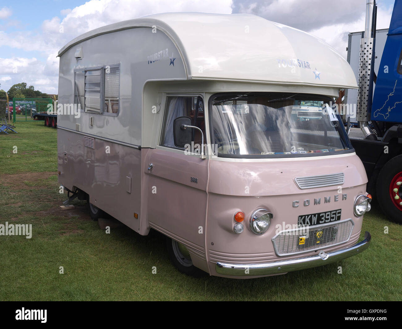 vintage motorhome stock  vintage motorhome stock images alamy