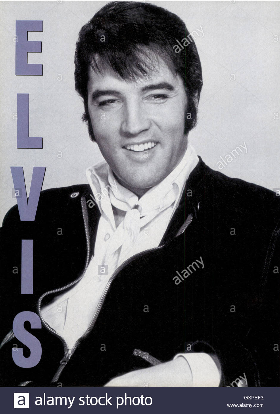 Elvis Presley - Stock Image
