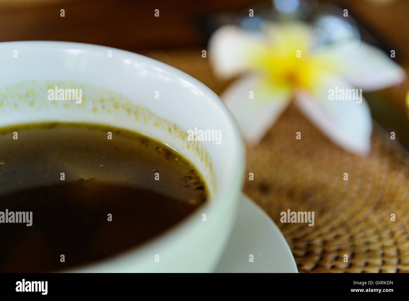 Suppengericht | soup dish Stock Photo