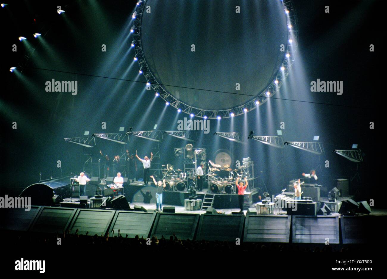 Pink Floyd Live at Earls Court, London, Britain - October 1994. - Stock Image