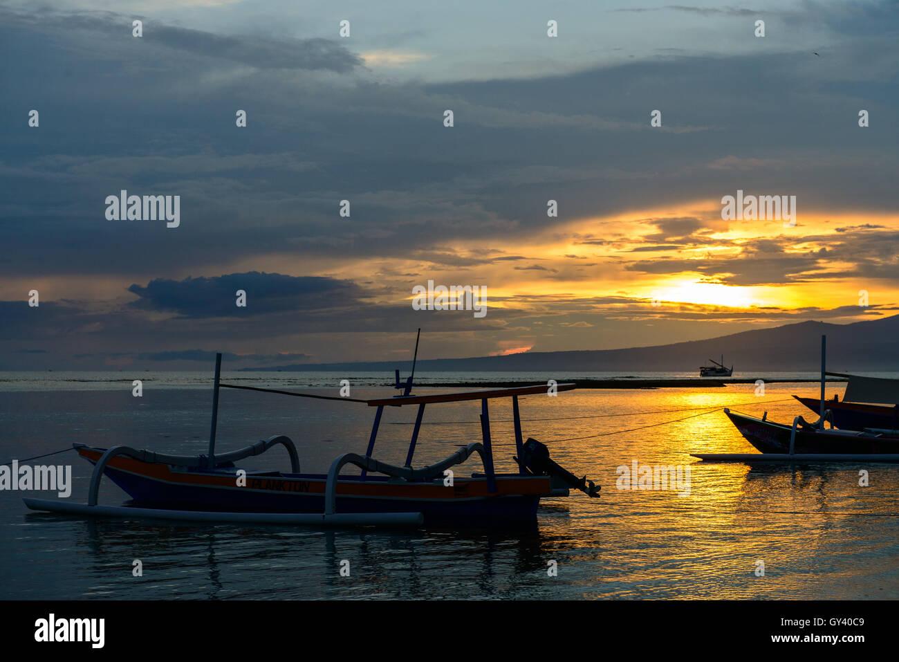 Fischerboot, Gilli Meno   fishing boat, Gilli Meno Stock Photo