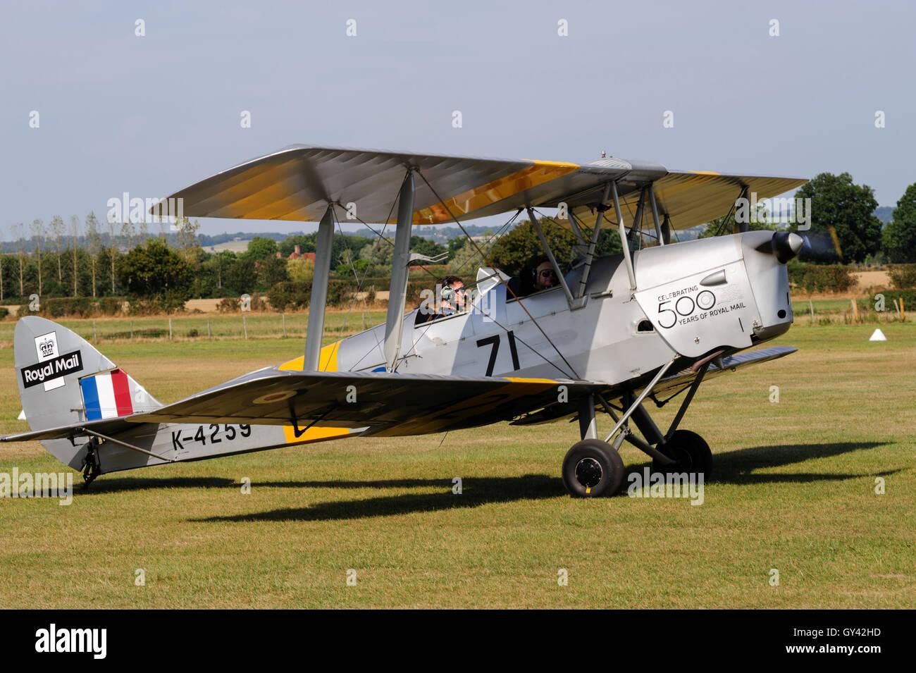 Vintage Tiger Aircrafts