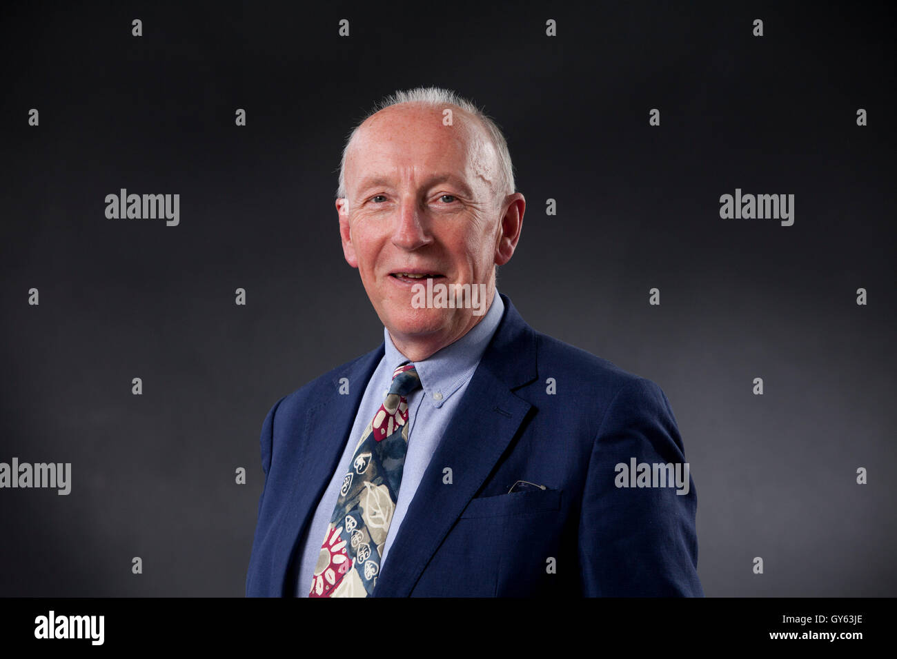 John Gillies, is a medical doctor who worked as general practitioner and who is the Depute Director of the Scottish - Stock Image