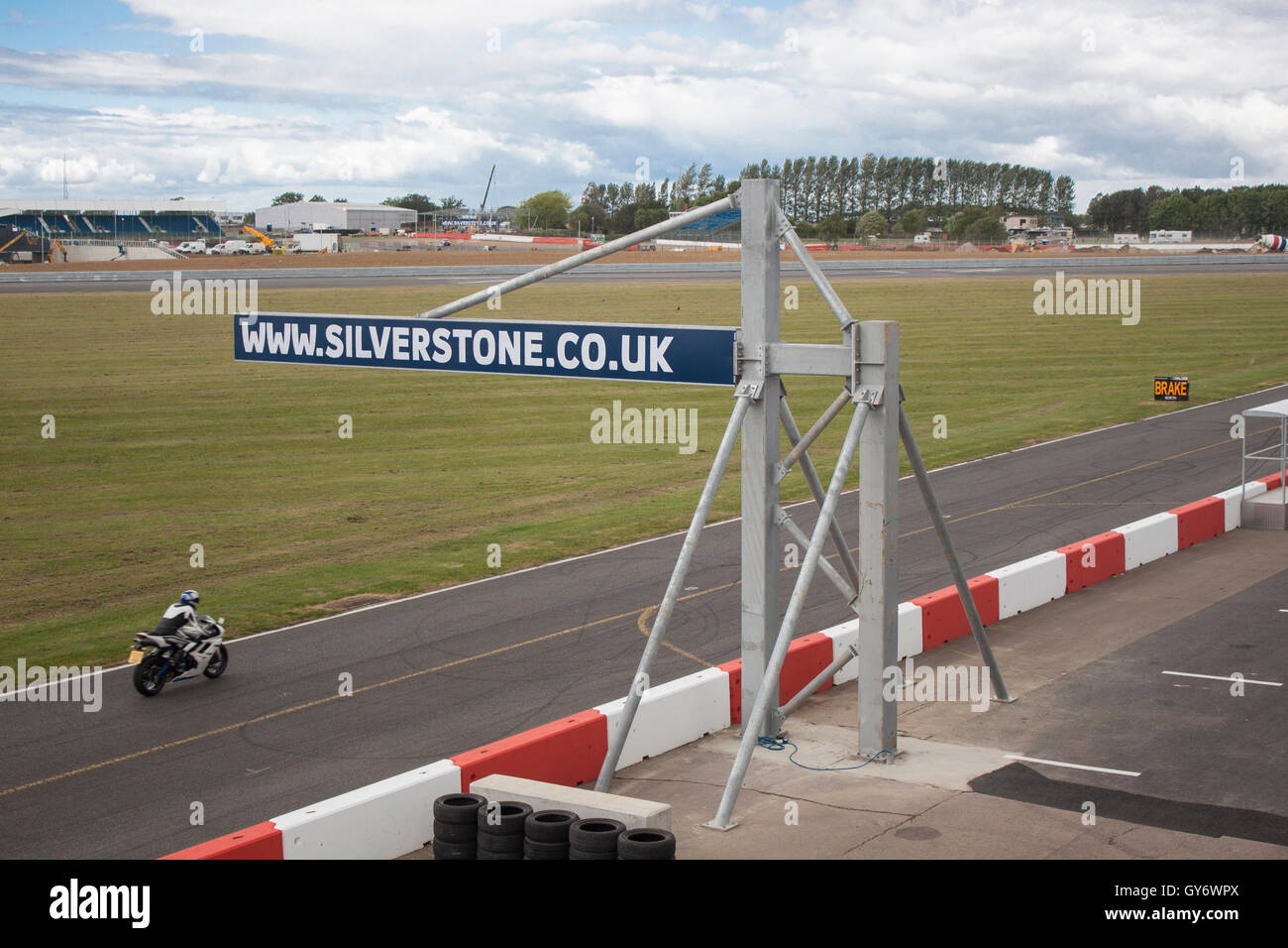 Silverstone Circuit Stock Photos & Silverstone Circuit Stock Images ...
