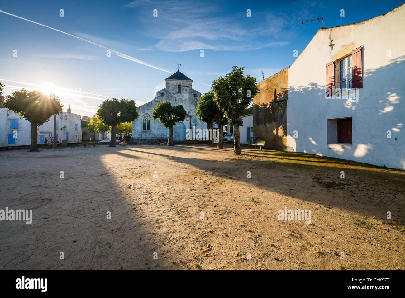 Brouage, Fortified Town, Charente Maritime, France, EU, Europe