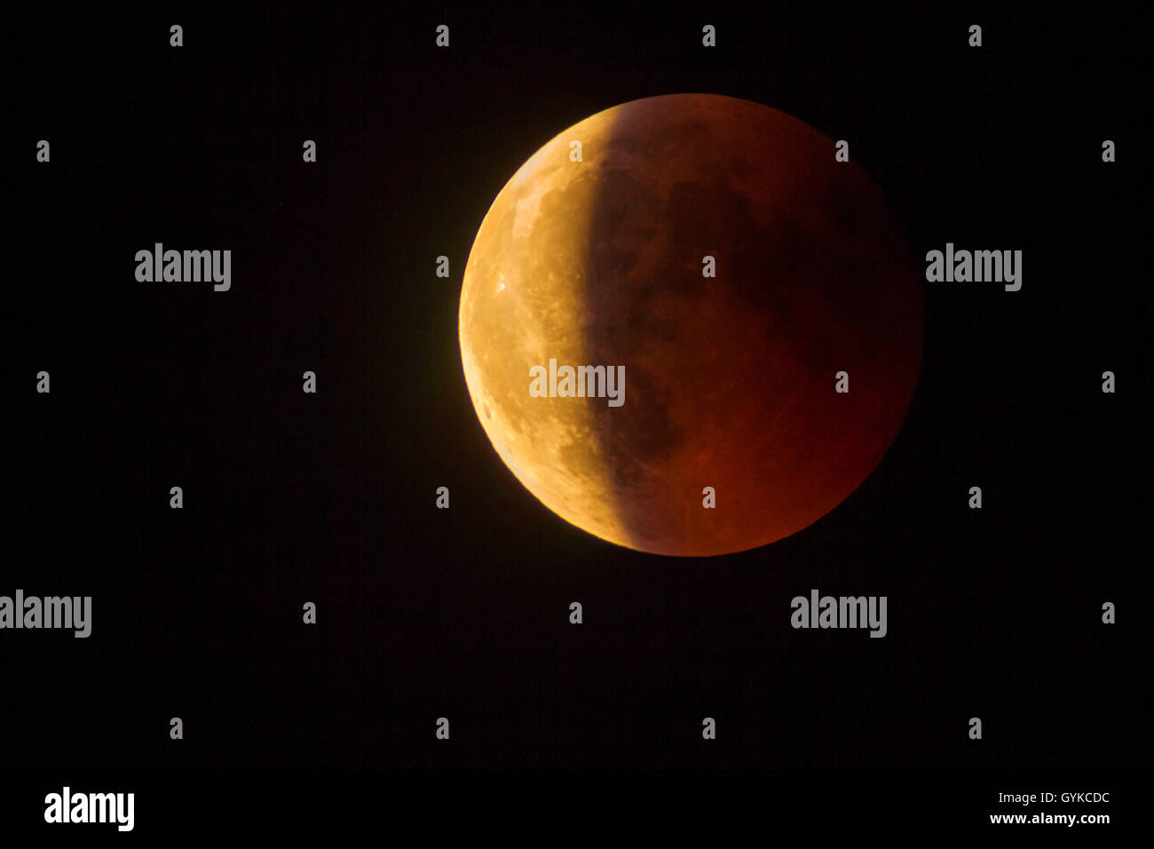 blood moon eclipse germany - photo #9