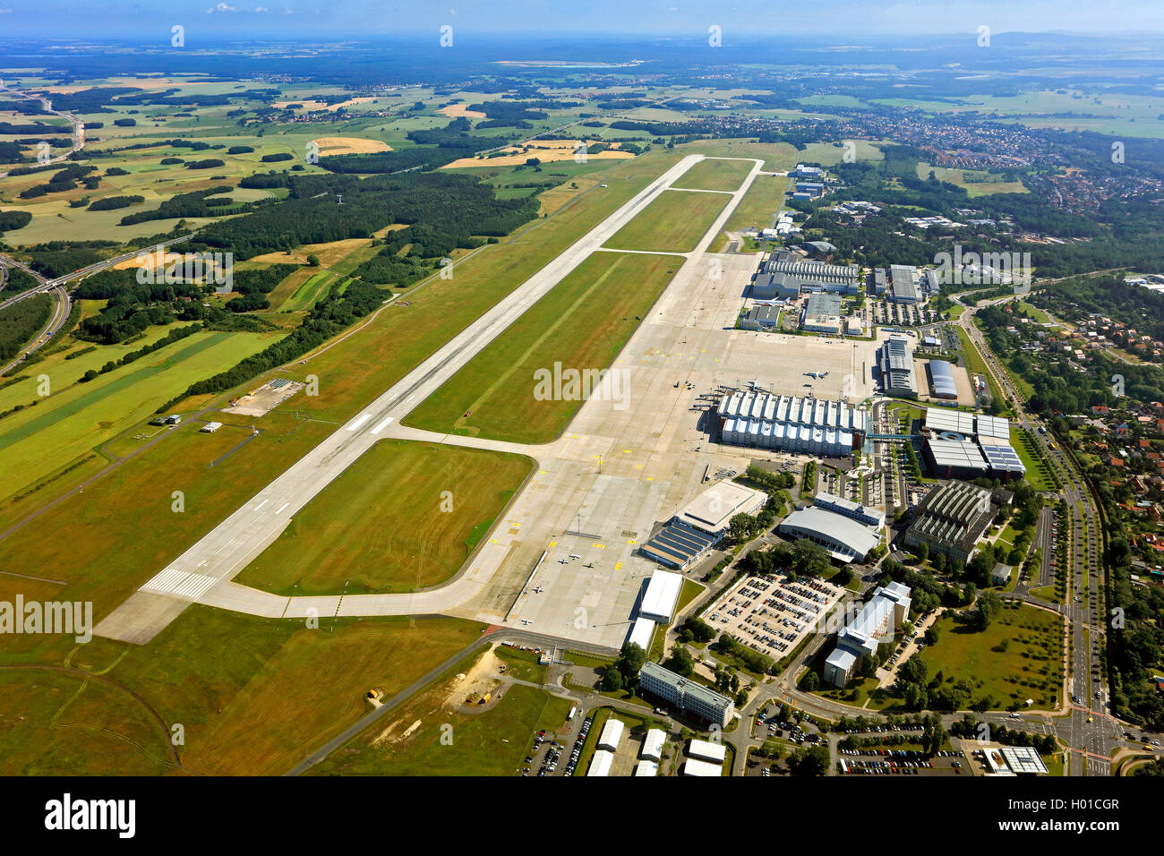 Dresden Airport Stock Photos Dresden Airport Stock Images Alamy