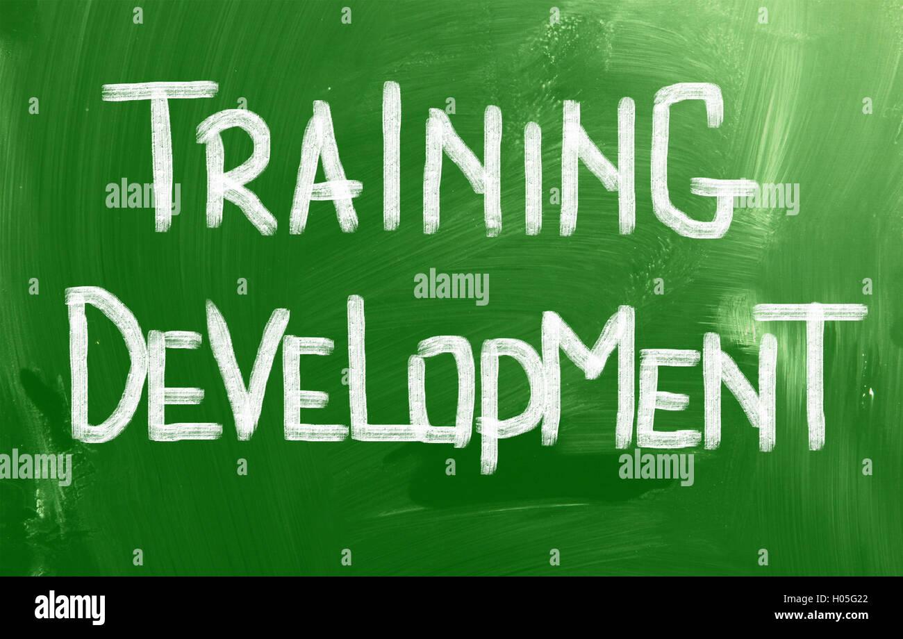 Training Development Concept - Stock Image