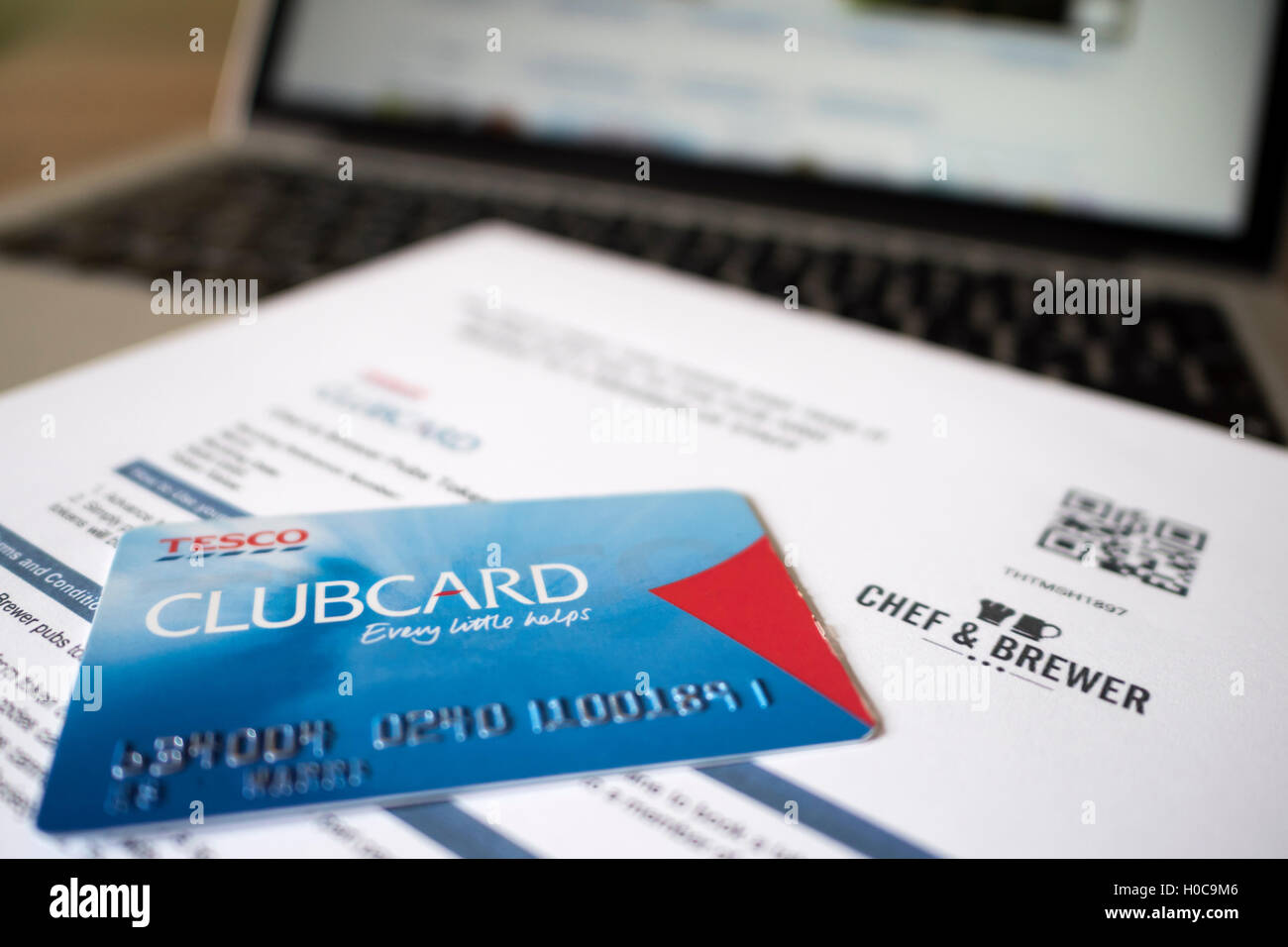 Tesco Clubcard Stock Photos & Tesco Clubcard Stock Images - Alamy