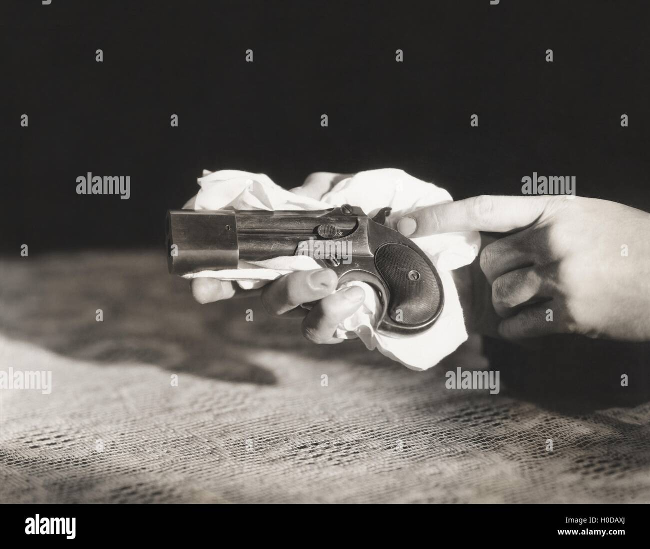 Murder weapon - Stock Image