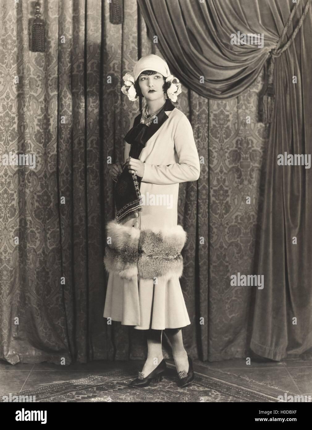 Fashion pioneer - Stock Image