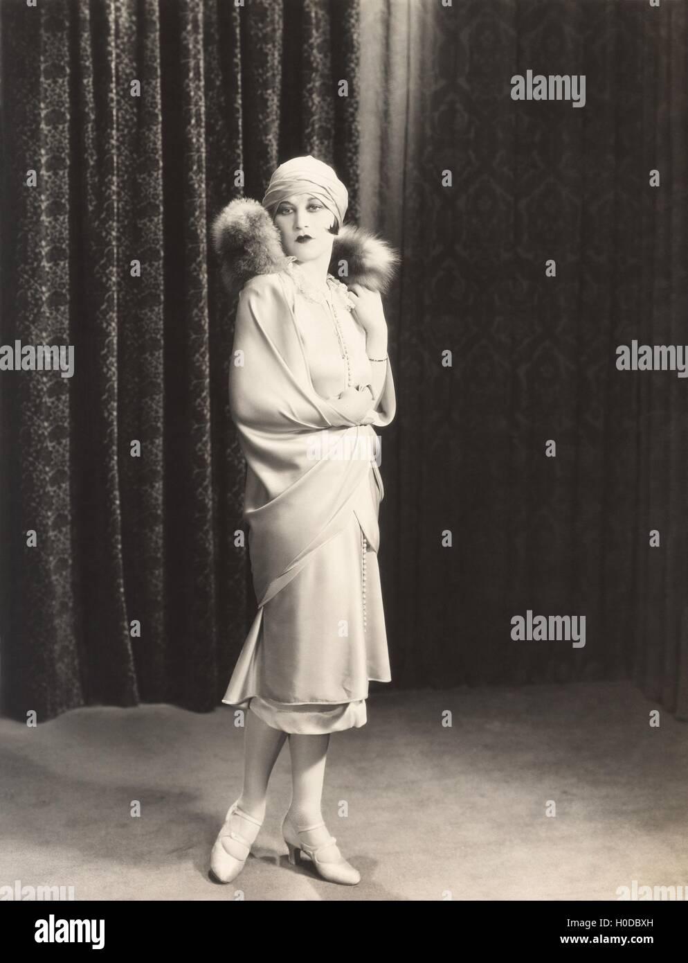 1920s chic - Stock Image
