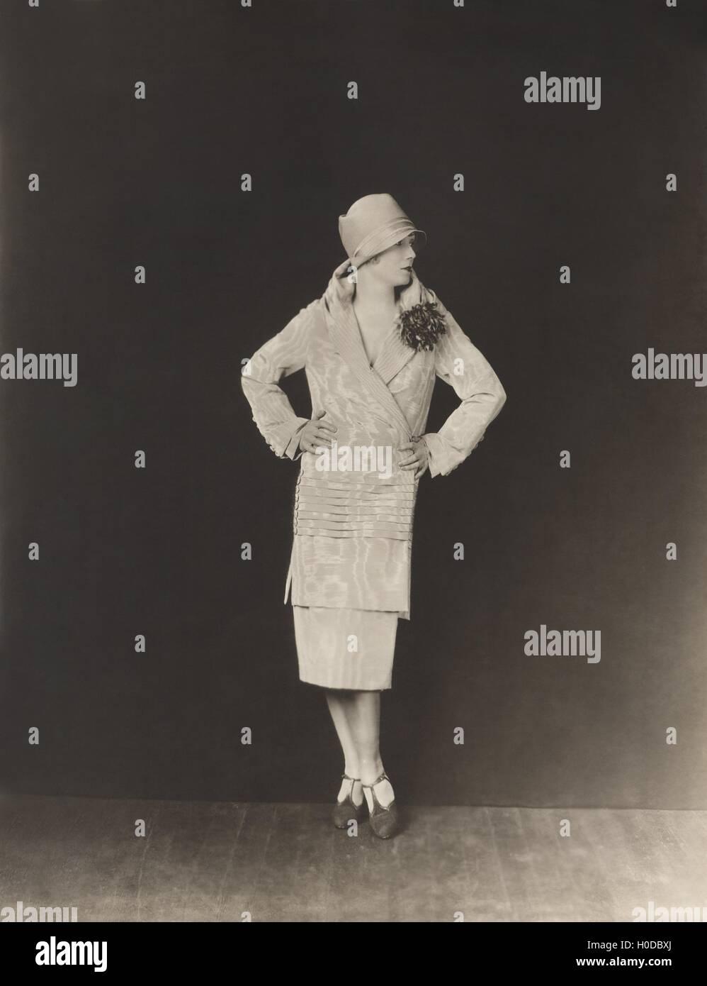 Dressed to impress - Stock Image