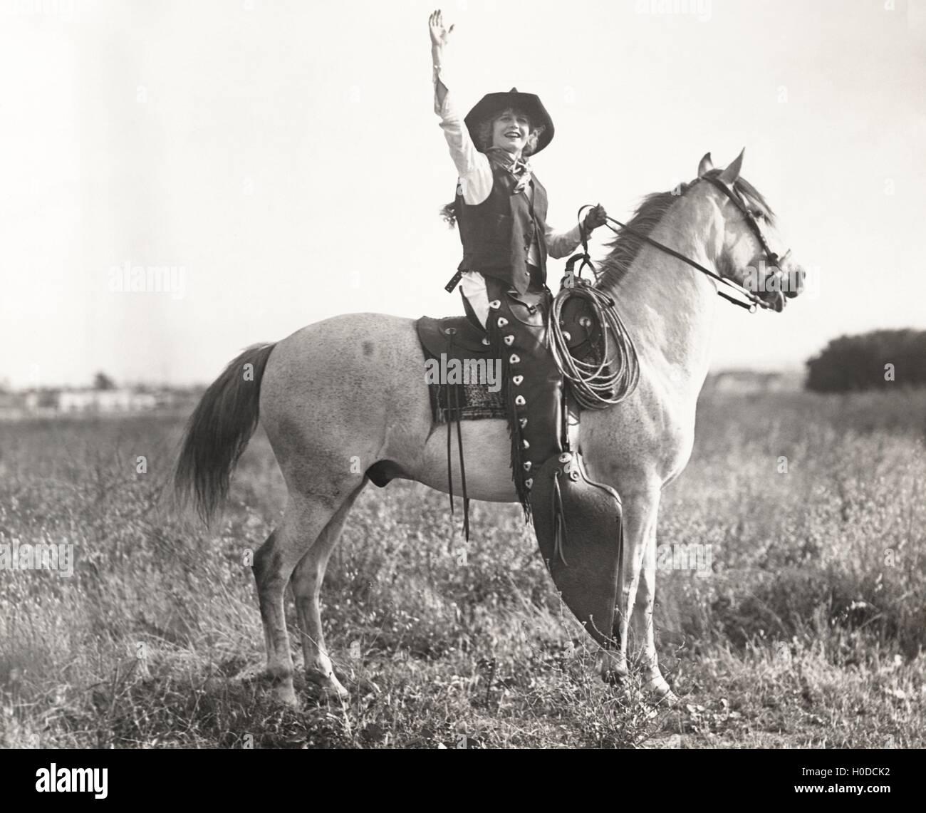 Howdy partner - Stock Image