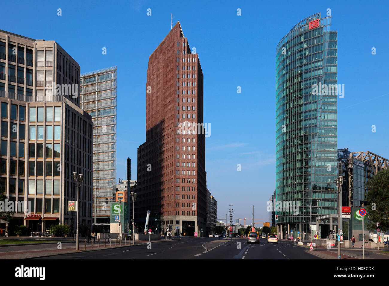 Leipziger Str High Resolution Stock Photography and Images