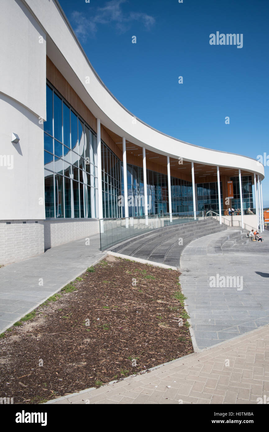 east riding leisure newly developed leisure centre on the sea rh alamy com