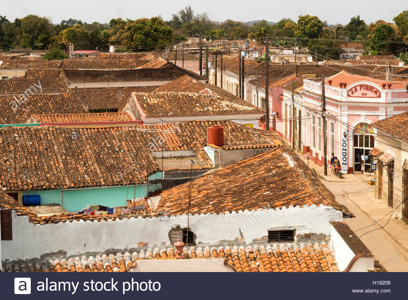 Clay Roofs Stock Photos Amp Clay Roofs Stock Images Alamy