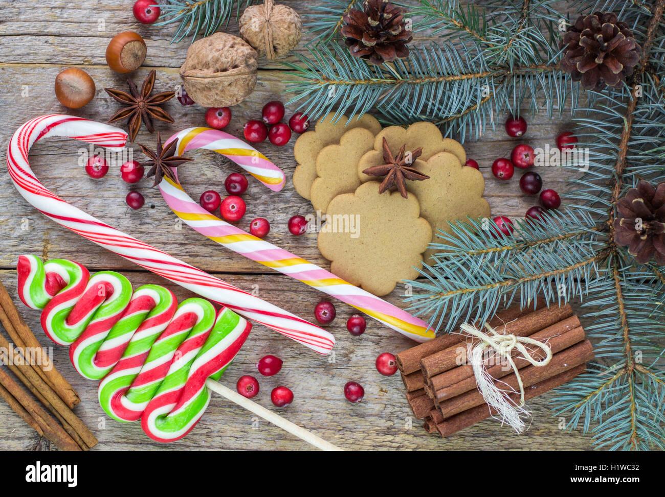 Cinnamon Candy Cane Christmas 2018