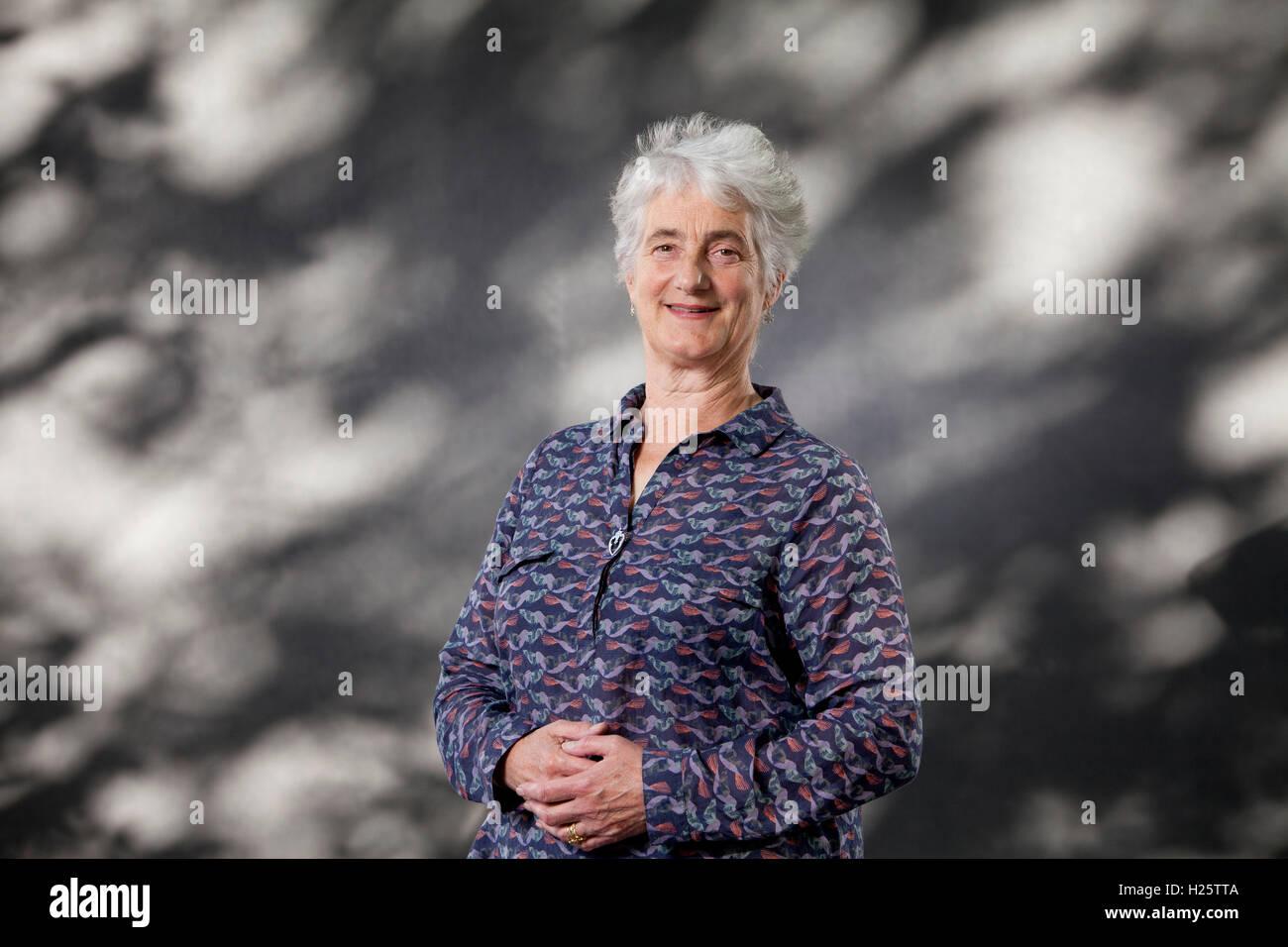 Valerie Gillies The Scottish Poet At The Edinburgh International
