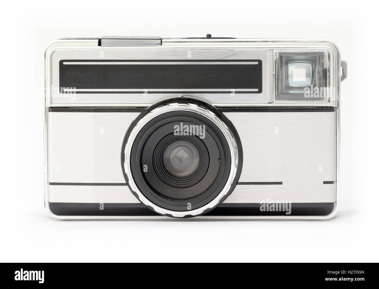Camera of the seventies - Stock Image