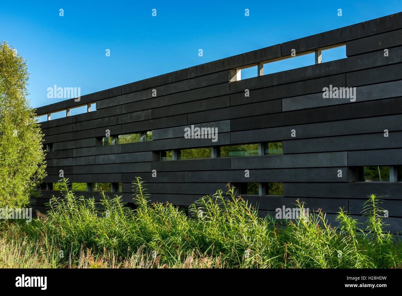 The Experian data centre building, Mere Way, Ruddington Fields Business Park, Ruddington, Nottingham, England, UK Stock Photo