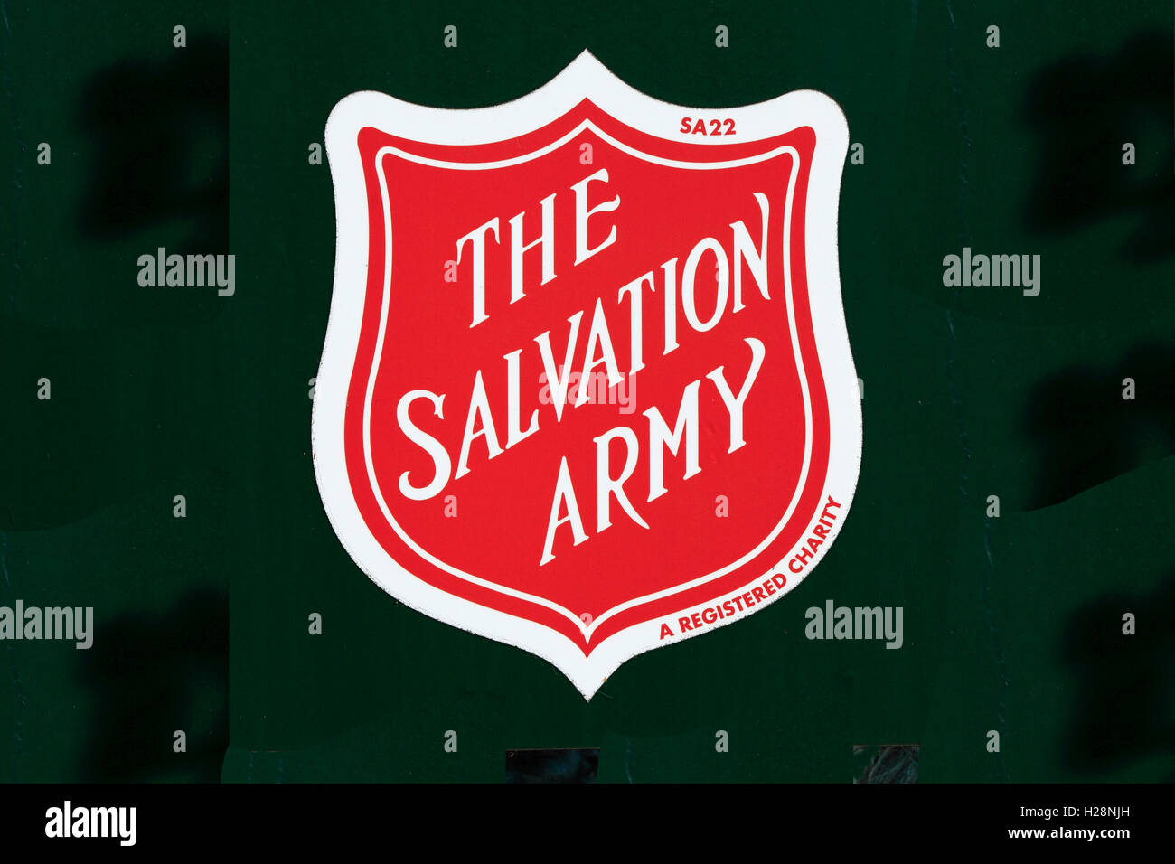 Salvation Army Symbol English Topsimages