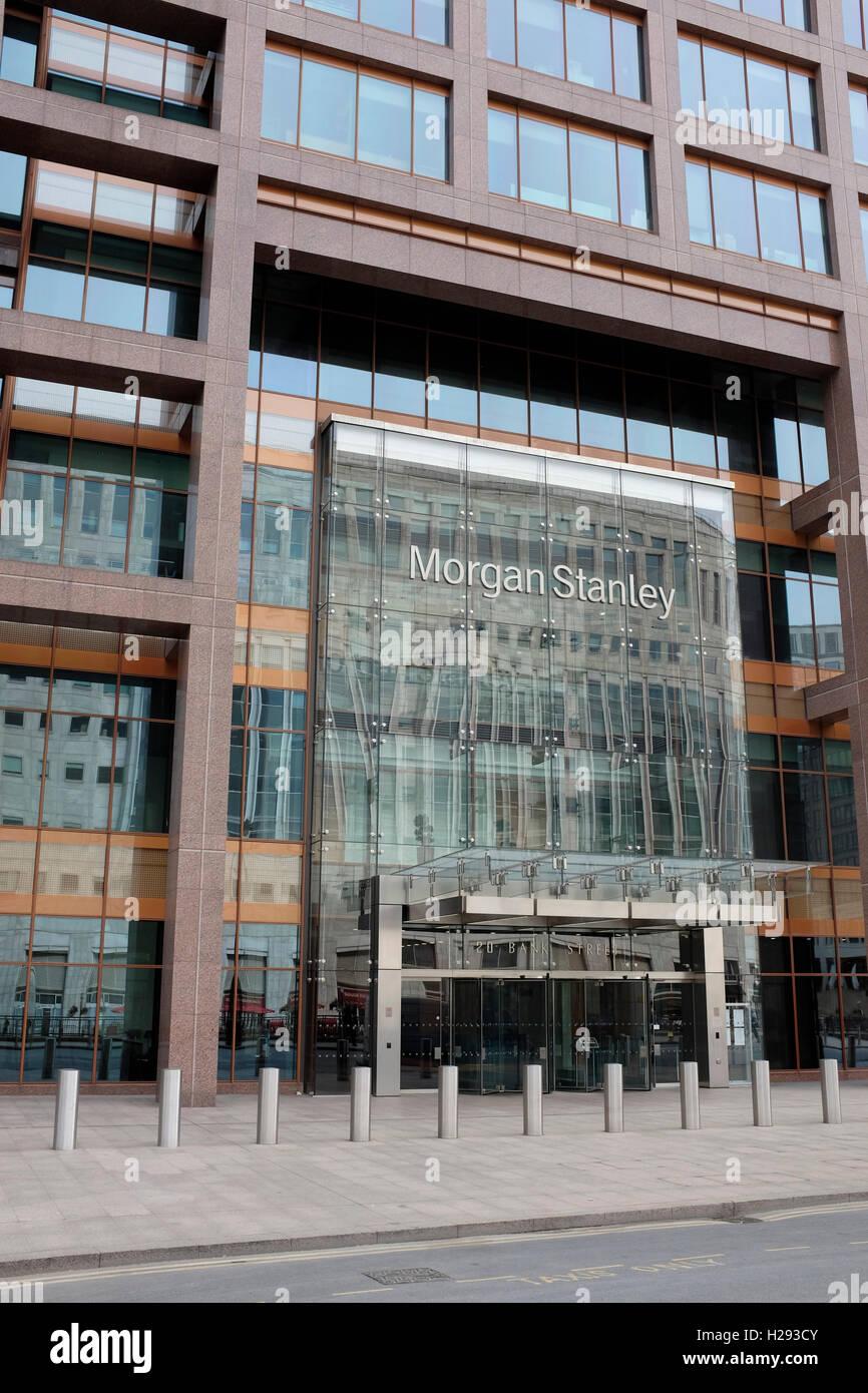 Morgan Stanley Financial Services Morgan Stanley Barclays