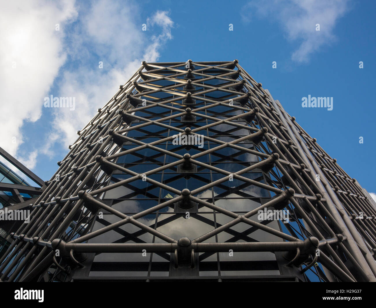 78 Cannon Place, Cannon Street, London - Stock Image