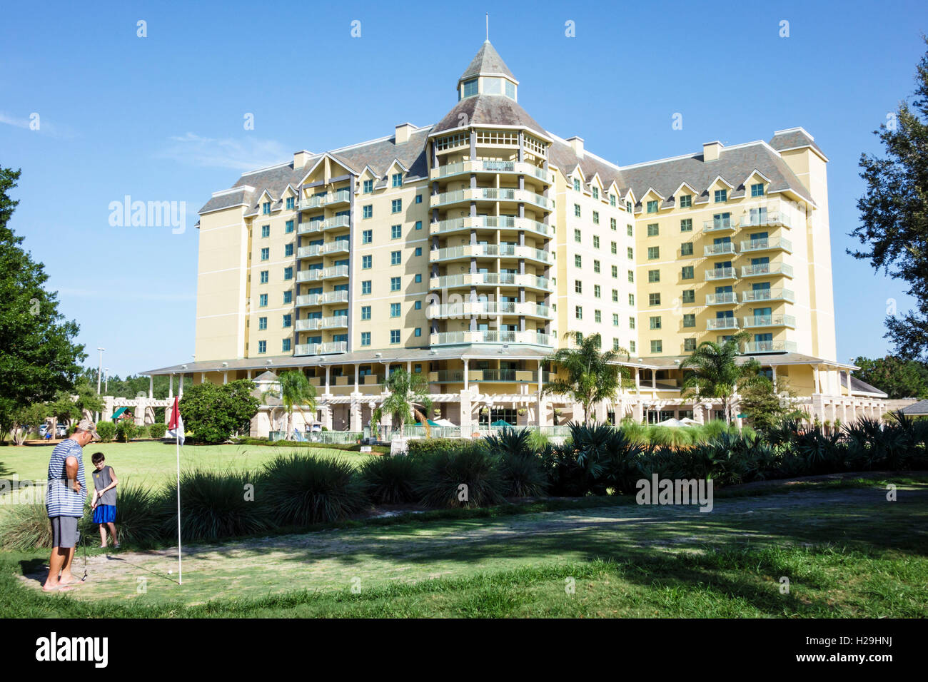 World Golf Hotel St Augustine