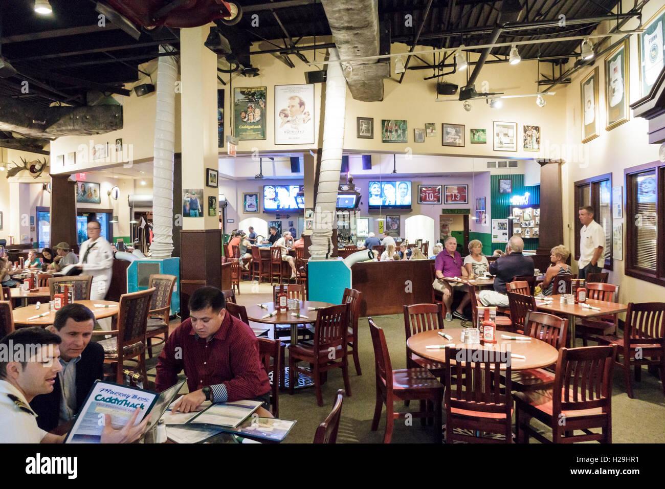 Caddyshack Restaurant St Augustine