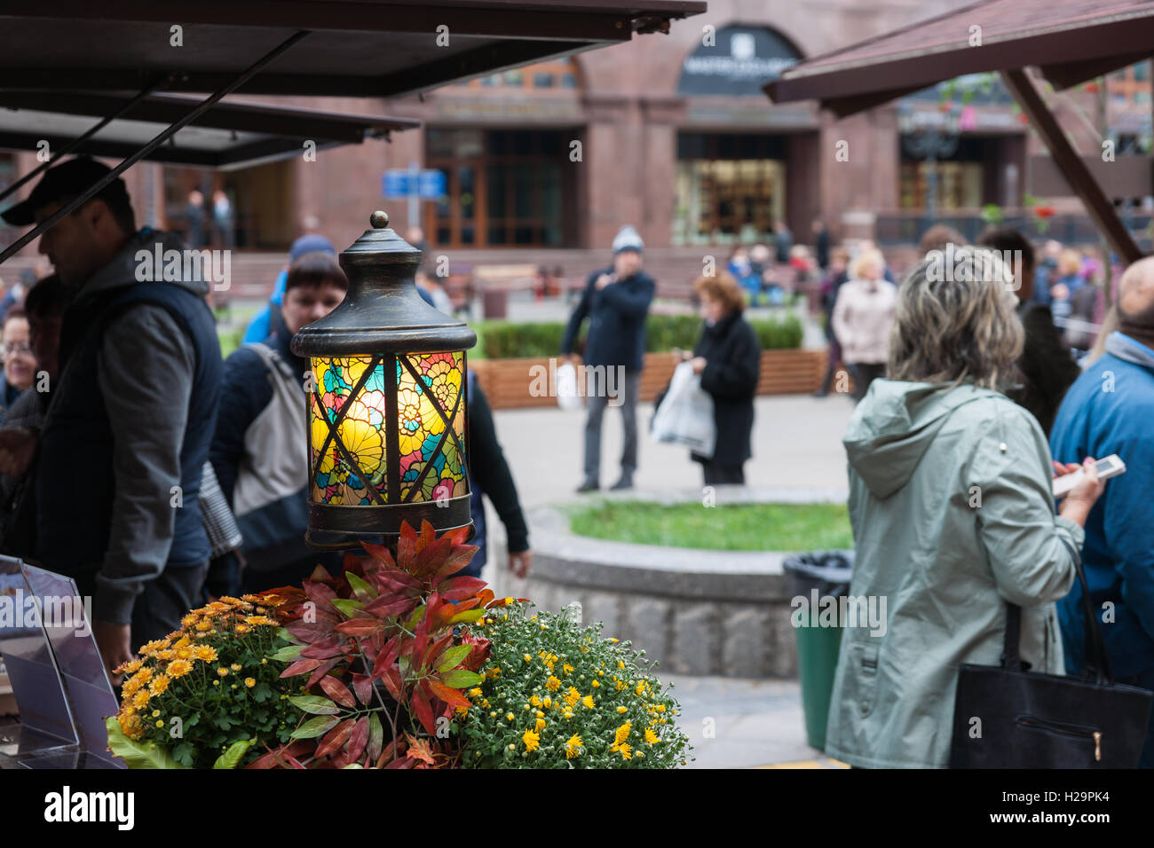 Food markets of Moscow. Markets, fairs of Moscow and Moscow region