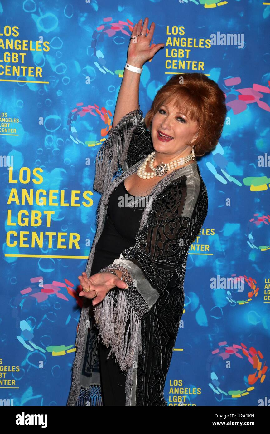 Ann Walker at arrivals for LGBT Center 47th Anniversary Gala Vanguard Awards, Pacific Design Center, West Hollywood, Stock Photo