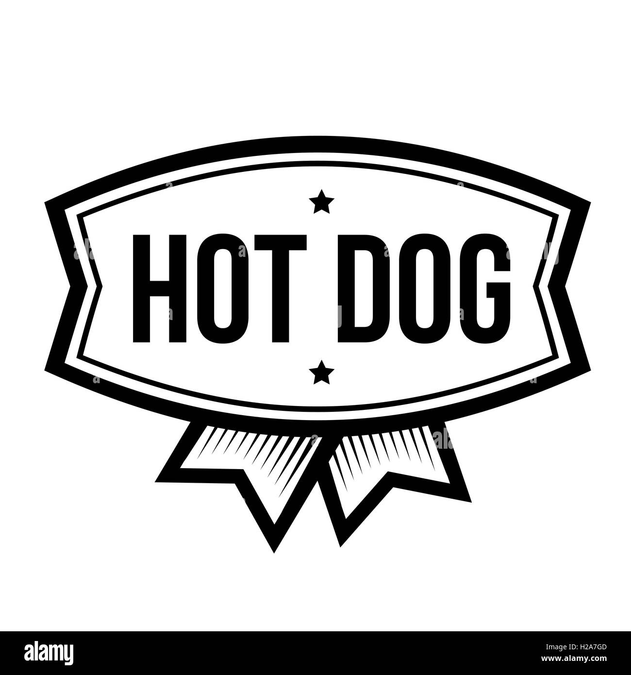 Picture Of Hot Dog Cart