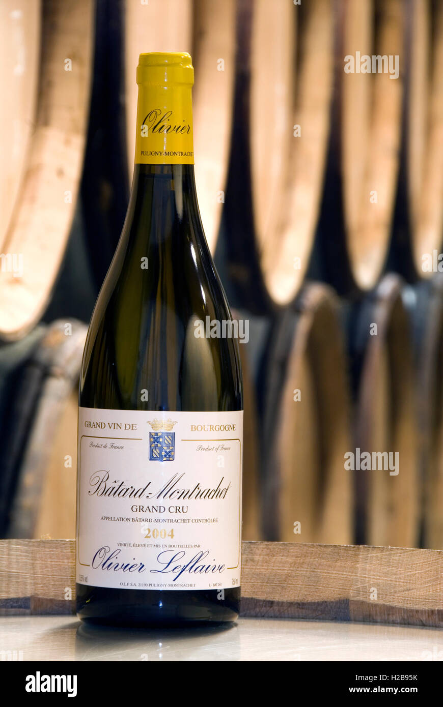 Olivier leflaive stock photos olivier leflaive stock - La table d olivier leflaive puligny montrachet ...
