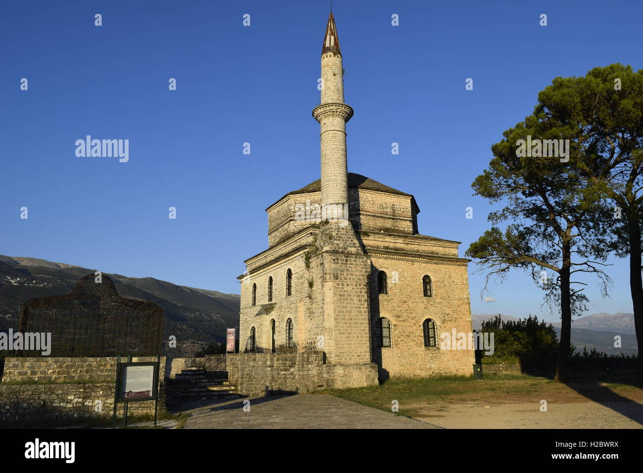 Fethiye Mosque Mosque Of The Conquest An Ottoman Mosque In Stock