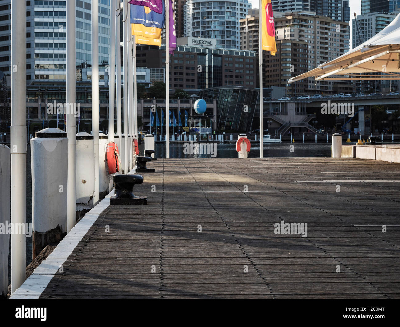 Darling Harbour - Stock Image